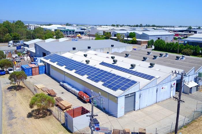BCJ 40kW Solar