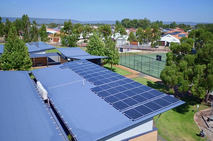 St Emilie's 40kW Solar
