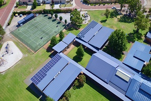 St Emilie's Catholic Primary School Solar 40kW