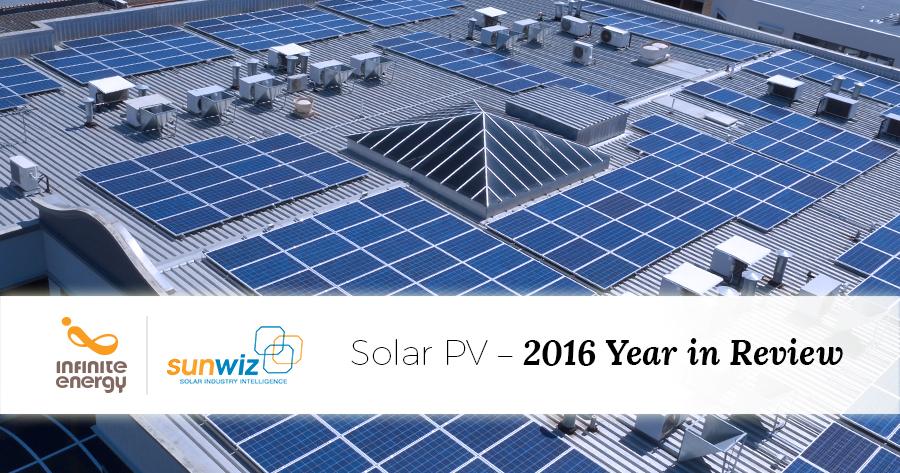 2016 solar