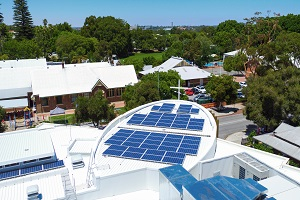 Subiaco Church Solar 27kW