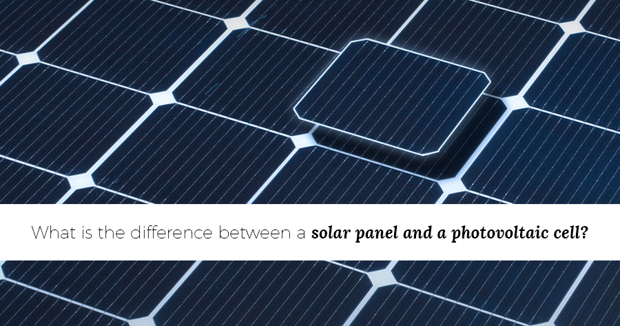 Solar Panels vs Photovoltaic Cells | Learn More | Infinite ...