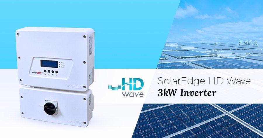 hd wave solaredge inverter