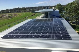 Bunbury Turf Club Solar 40kW