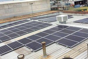 Lawley's Bakery Osborne Park Solar 40kW