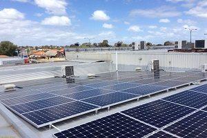 Melville Holden Solar 40kW