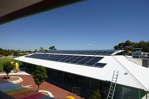Mercy College Solar 100kW