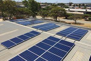 Mills Sign Solar 30kW