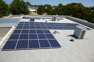 Morley Baptist Church Solar 20kW