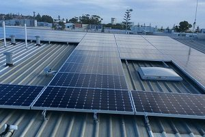 Prince of Wales Hotel Solar 33kW