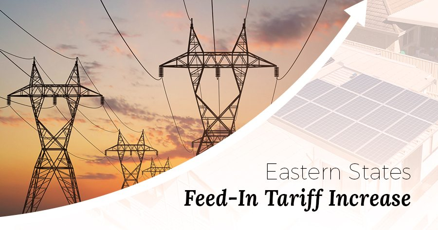 Feed-In Tariff Increase