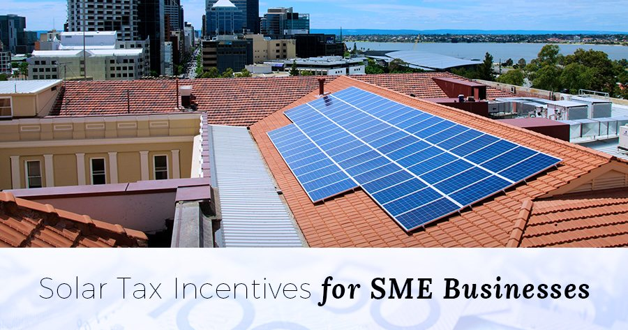 $20,000 business incentive solar