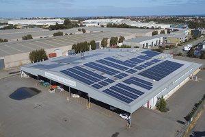 AWTA 350kW Solar