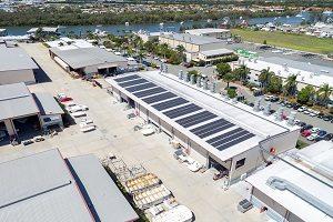Riviera 100kW Solar