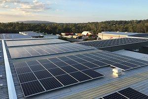 Seafood Distributors 100kW Solar