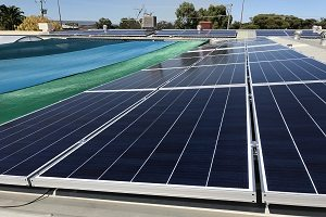 Aquaponics WA 15kW Solar