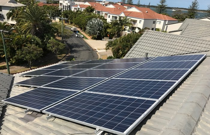 Bayview Bay Apartments 14kW Solar