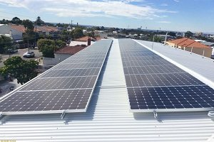 Brownlea Holiday Apartments 20kW Solar