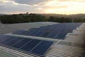Central Engineering 32kW Solar