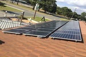 Cervantes Pinnacle Apartments 40kW Solar