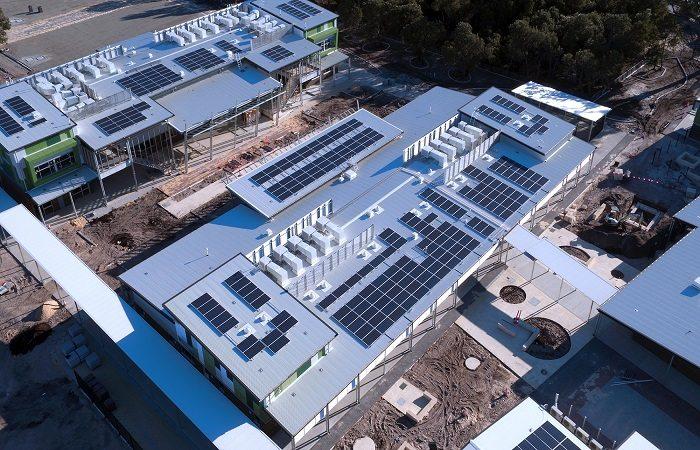 Ellenbrook North Senior School 593kW Solar