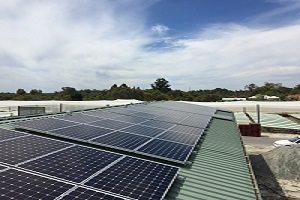 Ulan Market Garden 40kW Solar