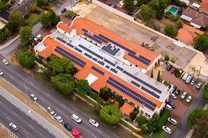 Regents Garden 500kW Solar