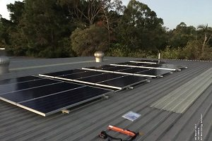 Stenhouse Lifting and Safety Solutions 35kW Solar