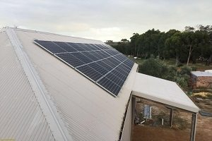 Driftwood Estate Solar 40kW