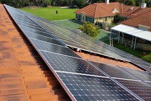 Francis Jordan Catholic School 31kW Solar