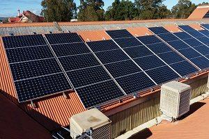 Gosnells Railway Markets Solar 100kW