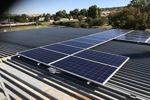 Northam Bowls Club Solar 30kW