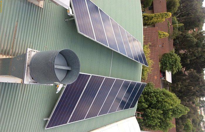 Taoist Tai Chi Society Solar 5kW