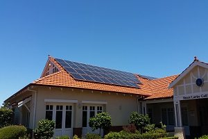 Mount Lawley Golf Club 100kW Solar