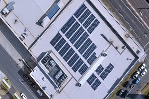 Edgeworth Town Square Solar 100kW