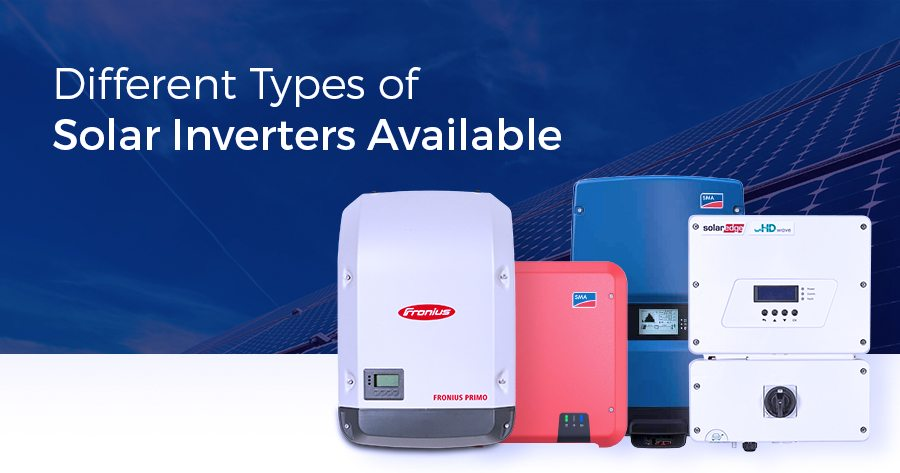 Different Types of Solar Inverters Available | Infinite Energy