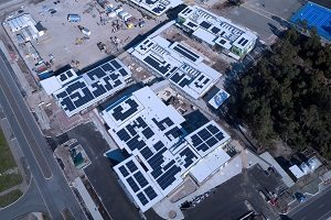 Aveley Secondary College 593kW Solar