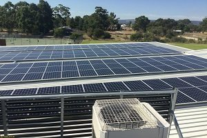 Carey Baptist College 100kW Solar