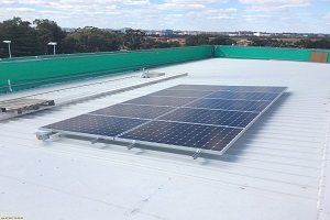 Churchlands SHS Solar 3kW