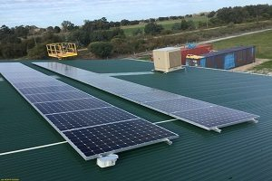Davies Apiaries Solar 20kW