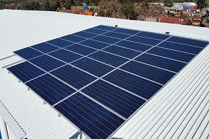 CD Dodd Metal Recyclers Solar 11kW