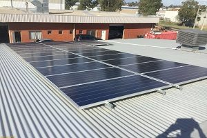 Associated Laundry Services Solar 20kW