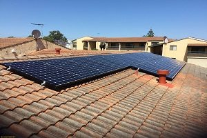The Mews 7kW Solar