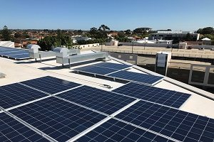 North One Subi Centro 40kW Solar