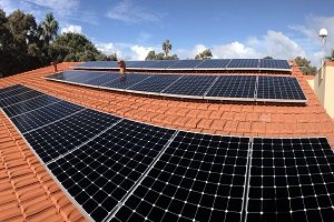 City of Mandurah Works and Services 32kW Solar