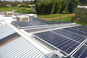 Edgecombe Brothers 25kW Solar