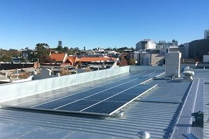 JJ Leach Group 40kW Solar