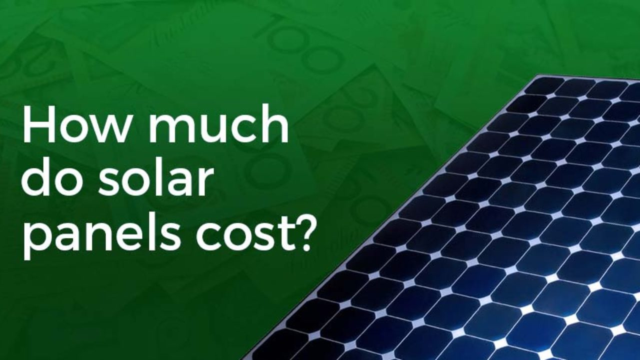 How Much Do Solar Panels Cost? | Infinite Energy