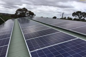 The Albert Facey Motor Inn 20kW Solar