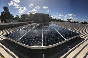 Town of Cambridge Depot 10kW Solar
